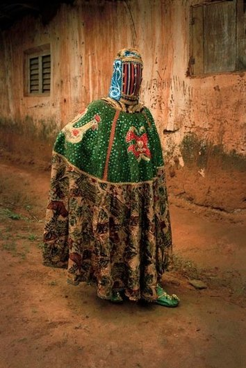 THE IMAGE - YORUBA PERFORMANCE